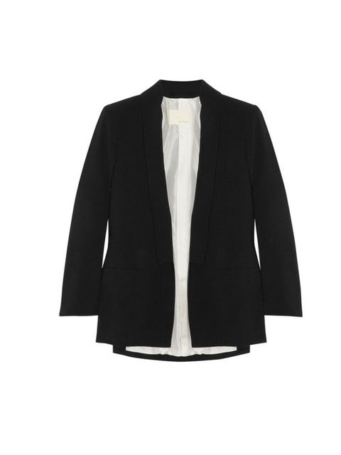 "<p>Girl by Band of Outsiders blazer, £440, at Net-a-Porter</p><p><a href=""http://shopping.elleuk.com/browse?fts=girl+by+band+of+outsiders+crepe+blazer"">BUY NOW</a></p>"