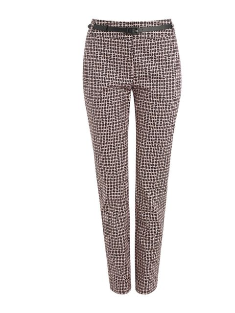 <p>To coincide with Jonathan Saunders' stand-out LFW show, the good people at Debenhams have released a new batch from his diffusion line. Team these cool trousers with a clashing printed blouse for real Saunders kudos... Jonathan Saunders Edition printed