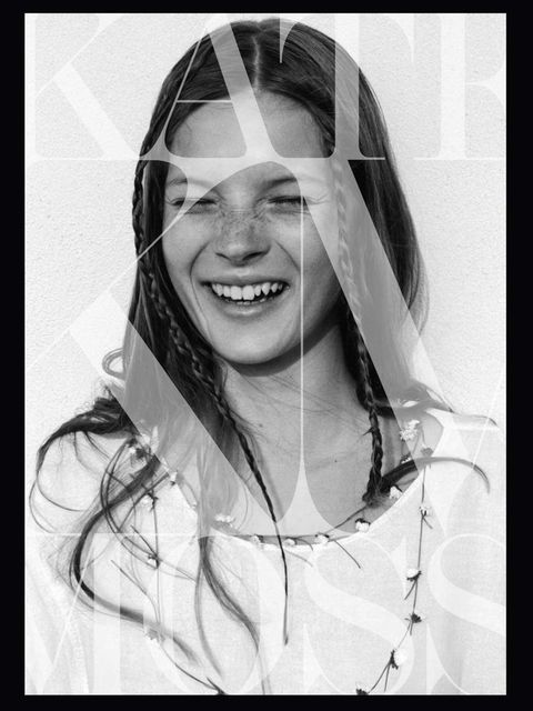 <p>Kate: The Kate Moss Book by Corinne Day </p>