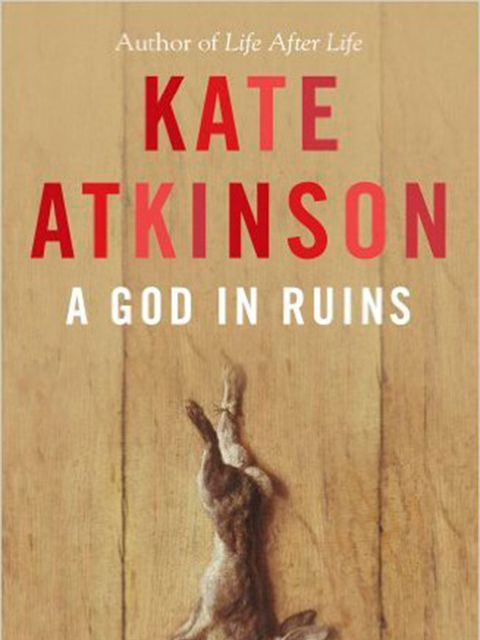 <p><strong>1. A God in Ruins by Kate Atkinson (Doubleday)</strong></p>  <p>The follow-up to Atkinson's beloved Life After Life managed to be just as moving and unexpected as the original. Although having read Life After Life will add some layers to this r