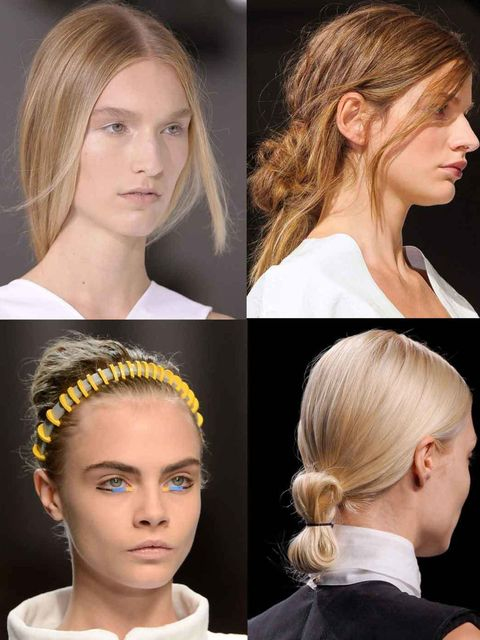 "<p>This season both the beauty team backstage and our <a href=""http://www.elleuk.com/style/lorraine-s-blog"">Editor in Chief Lorraine Candy,</a> sitting front row, were blown away by the hair in Milan.</p><p>Every look appeared effortlessly done, and isn't"