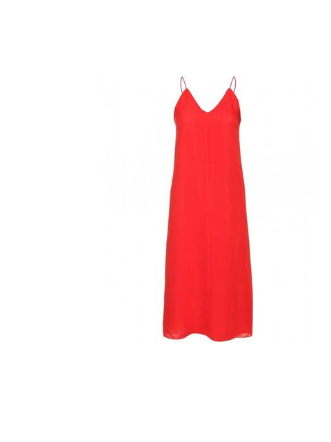 """<p>T by Alexander Wand dress, £246 at mytheresa.com</p><p><a href=""""http://shopping.elleuk.com/browse?fts=t+by+alexander+wang+red+dress"""">BUY NOW</a></p>"""