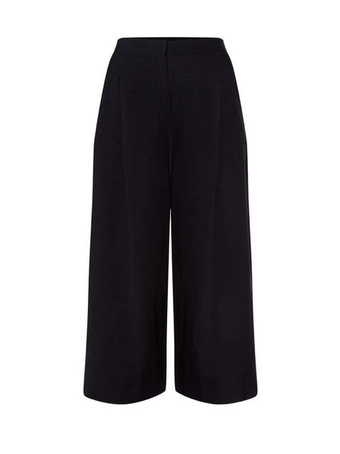 "<p>Kin by <a href=""http://www.johnlewis.com/"">John Lewis</a> culottes, £79</p>"