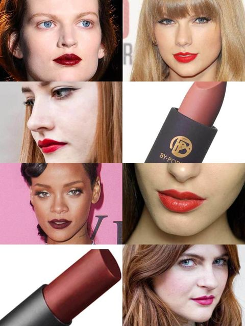 <p>A matte lipstick is this winter's must-have beauty accessory.  Adding instant luxury to any outfit, whether you're wearing your favourite comfy cashmere jumper and jeans, or glamming it up in a chic black cocktail dress – a gloss-free lip is this seaso
