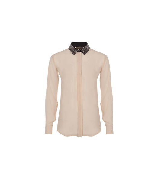 "<p><a href=""http://www.supertrash.com/en"">SuperTrash</a> Bella Shirt £98</p>"