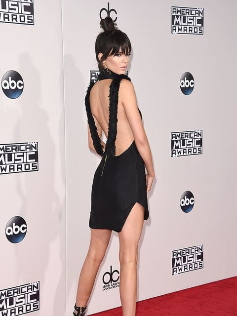 Kendall Jenner at the American Music Awards in LA, November 2015
