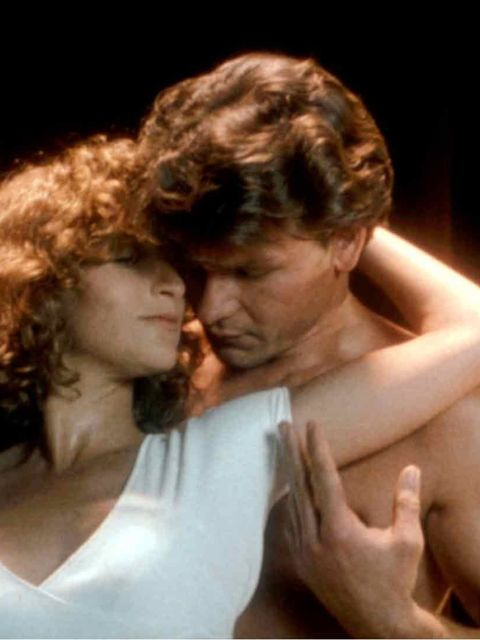 <p>Johnny Castle - <em>Dirty Dancing</em></p><p>We still swoon at the river lift scene.</p>