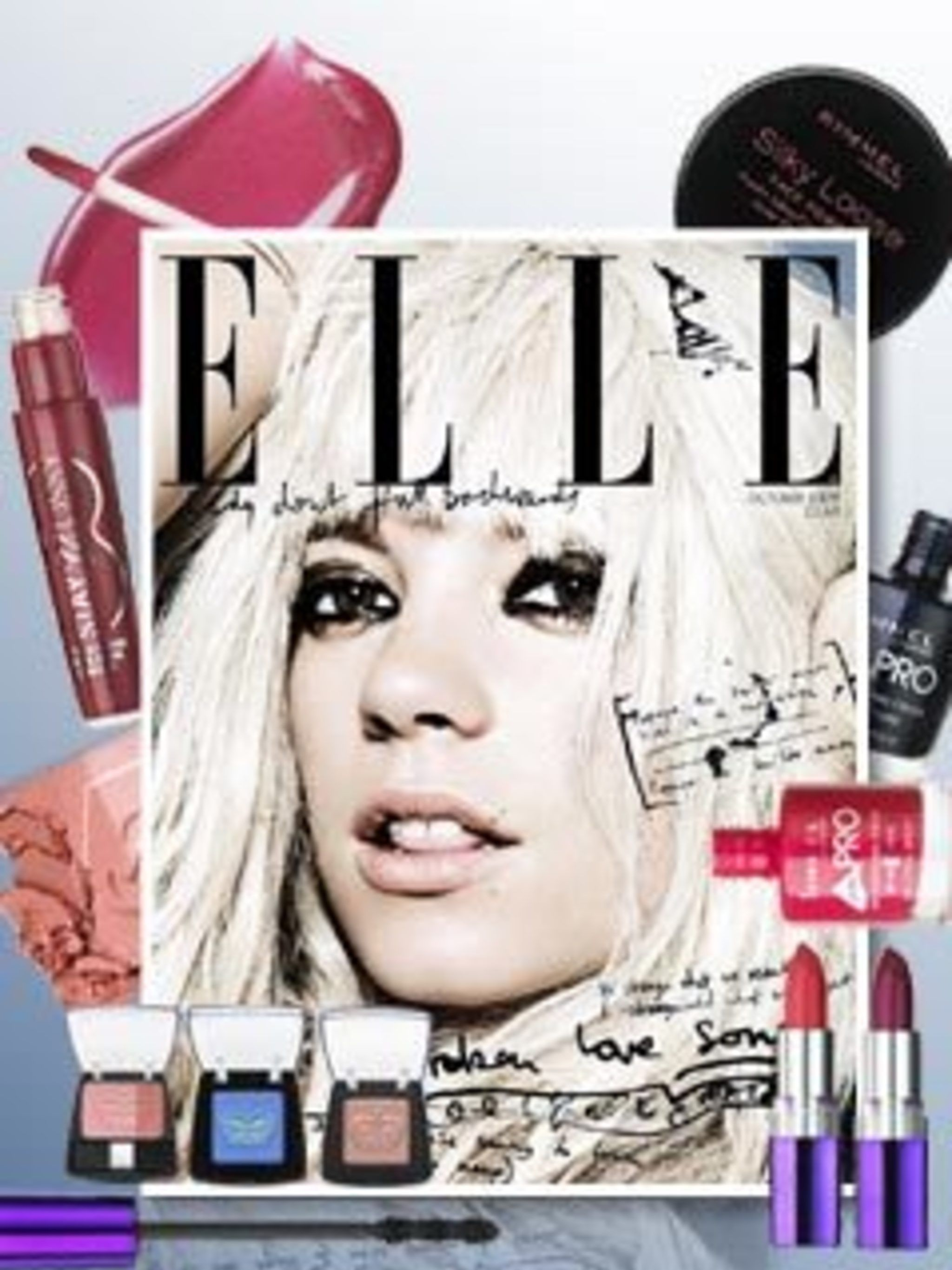 Subscribe to ELLE today for your chance to revamp your make-up bag and save money.   Every subscriber to ELLE magazine this mon