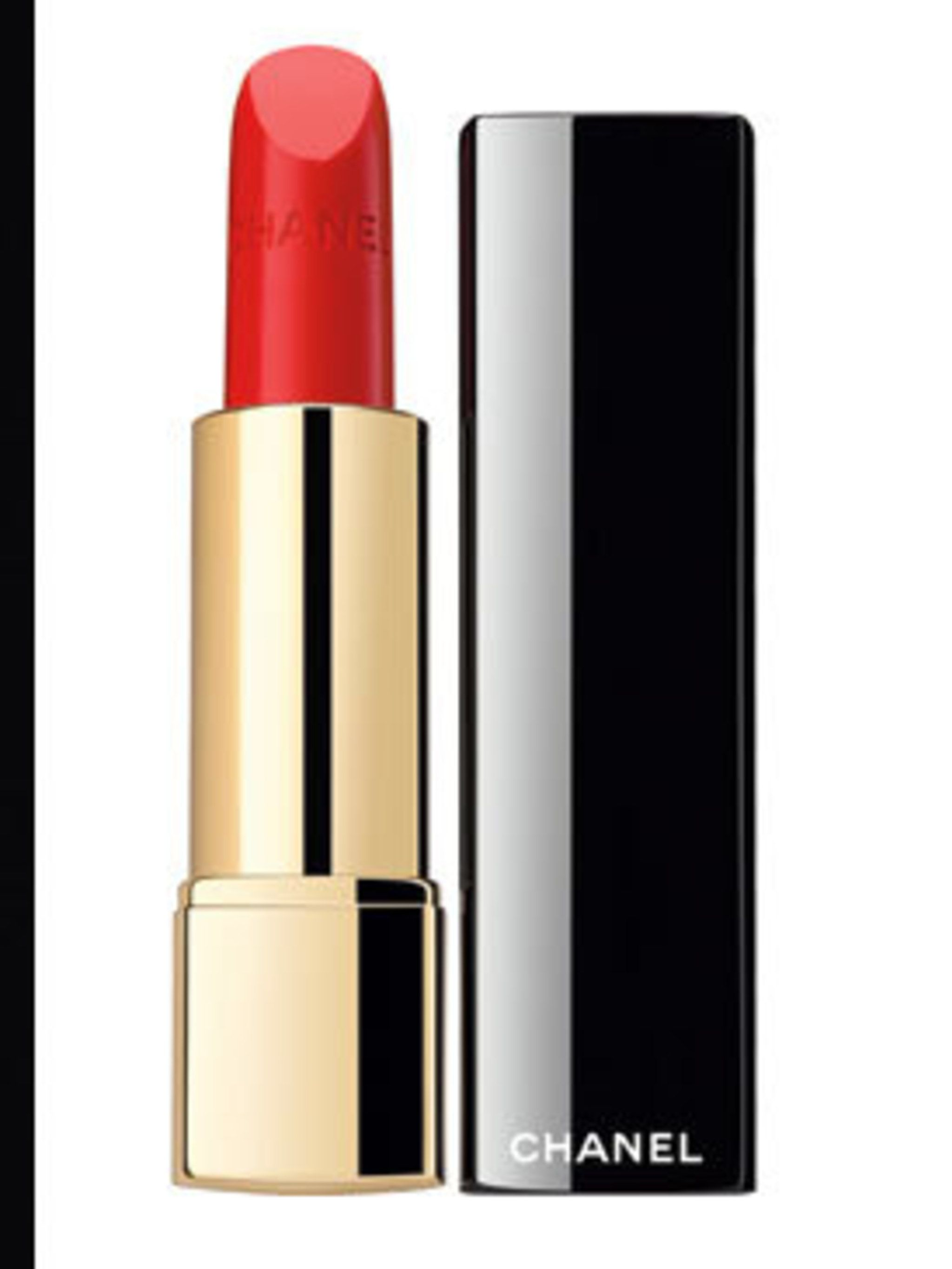 <p>Rouge Allure lipstick, £21.50, by Chanel (0207 493 3836) </p>