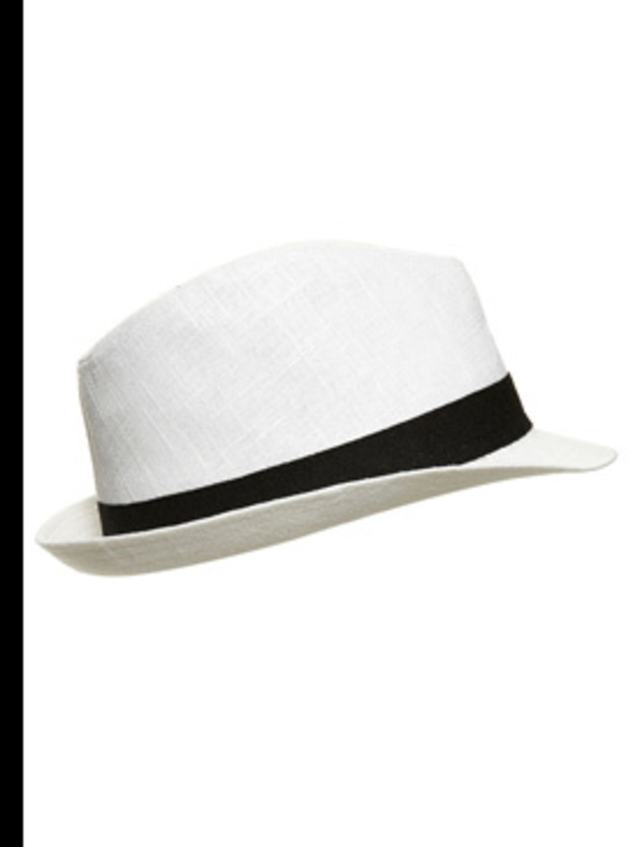 "<p>Linen trilby, £20, by <a href=""http://www.topshop.com/webapp/wcs/stores/servlet/ProductDisplay?beginIndex=0&amp&#x3B;viewAllFlag=&amp&#x3B;catalogId=19551&amp&#x3B;storeId=12556&amp&#x3B;categoryId=42356&amp&#x3B;parent_category_rn=42351&amp&#x3B;productId=1055269&amp&#x3B;langId=-1"">To"