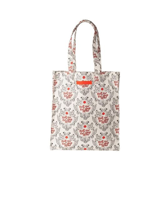 "<p>Emma Bridgewater bag, £9.99 (with at least £4 going to Comic Relief), available at <a href=""http://www.tkmaxx.com/page/home"">TK Maxx</a></p>"