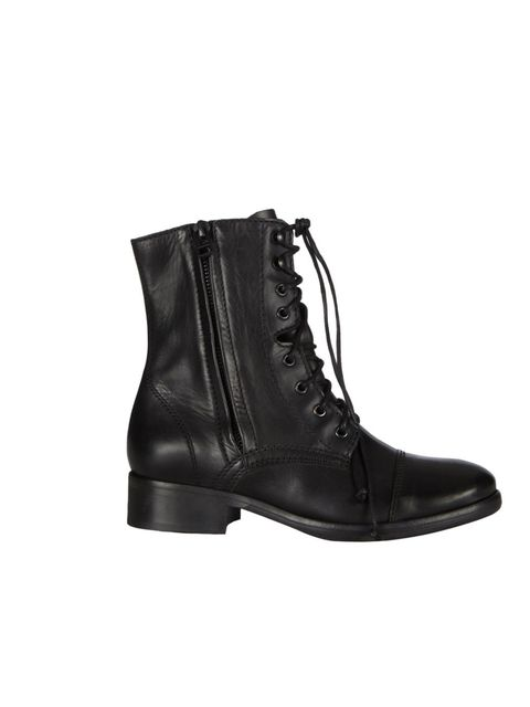"<p>All Saints Gloss Military boot, £175</p><p><a href=""http://www.allsaints.com/women/footwear/allsaints-gloss-military-zip/?colour=451&category=331"">BUY NOW </a></p>"