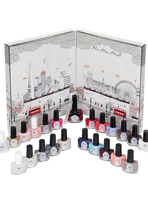 "<p><a href=""http://www.selfridges.com/GB/en/cat/ciate-mini-mani-month-advent-calendar_464-3002480-GS175/"" target=""_blank"">Ciate Mini Mani Month, £49</a></p>