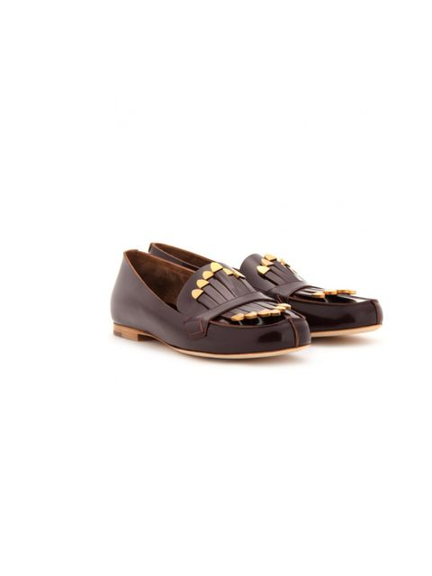 "<p>THE LOAFERS</p><p>Chloe fringed loafers, £491, at Mytheresa</p><p><a href=""http://shopping.elleuk.com/browse?fts=chloe+fringed+loafers"">BUY NOW</a></p>"