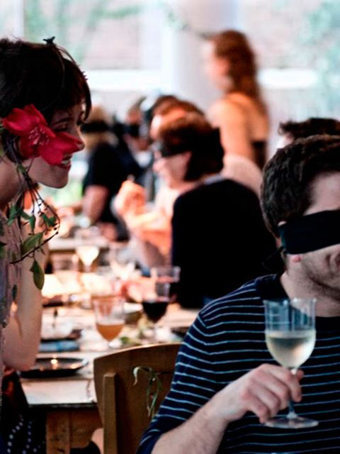 <p>FOOD: The Blindfold Dinner</p>  <p>Whether you fancy a more mysterious kind of supper club,enjoy testing your fork-to-mouth accuracy skills, or just don&#39;t like the look of your dinner date (damn you, Tinder) &ndash; this is the pop-up for you. Beca