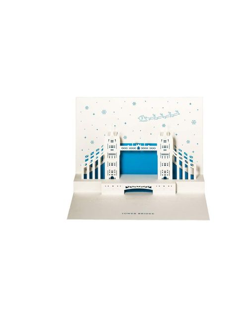 "<p>These little pop-up pieces of London will make a very welcome change from junk mail. </p><p>Paper Tango card, £6.95 at <a href=""http://designmuseumshop.com/catalogue/desktop-stationery/pop-up-london-greeting-cards?utm_source=designmuseum.org&utm_medium"