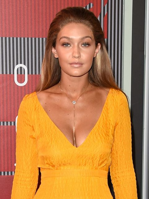 <p>Gigi Hadid could have just walked off a yacht in Croatia. That tan, the sea-breeze blown hair. We love.</p>