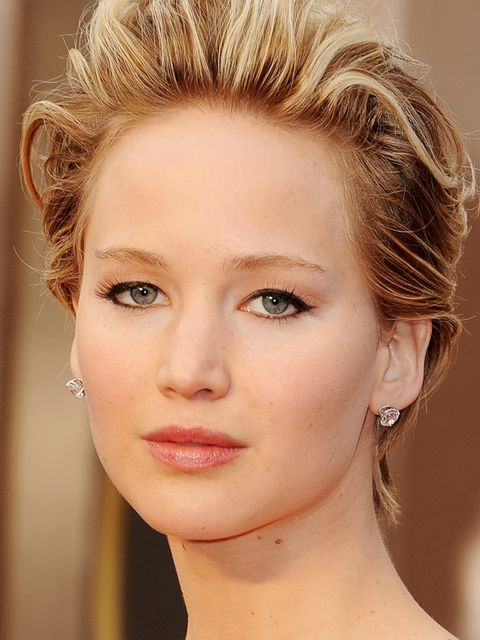 """<p><a href=""""http://www.elleuk.com/fashion/trends/spring-summer-2014-advertising-campaigns-mulberry-prada-louis-vuitton-marc-jacobs"""">Jennifer Lawrence</a></p><p>Always so accessibly beautiful with her red carpet make up choices, the <a href=""""http://www.ell"""