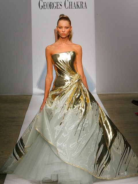 Georges-Chakra-Gold-Dress,-Couture-SS11,-Gossip-Girl
