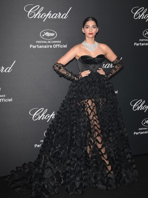 Sonam Kapoor attends Chopard Wild Party as part of The 69th Annual Cannes Film Festival
