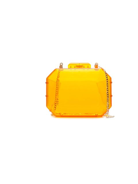 "<p>A colourful clear clutch is the new must-have cocktail accessory... <a href=""http://www.zara.com/webapp/wcs/stores/servlet/product/uk/en/zara-neu-S2013/358019/1149005/NEON%20%20%20MINAUDI%C3%89RE"">Zara</a> neon bag, £19.99</p>"