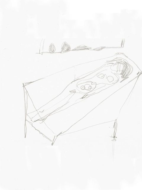 <p>She bravely revealed everyone she had ever slept with and transformed her bed into a piece of modern art – her entry for the last RCA Secret continues her dreamy theme.</p>