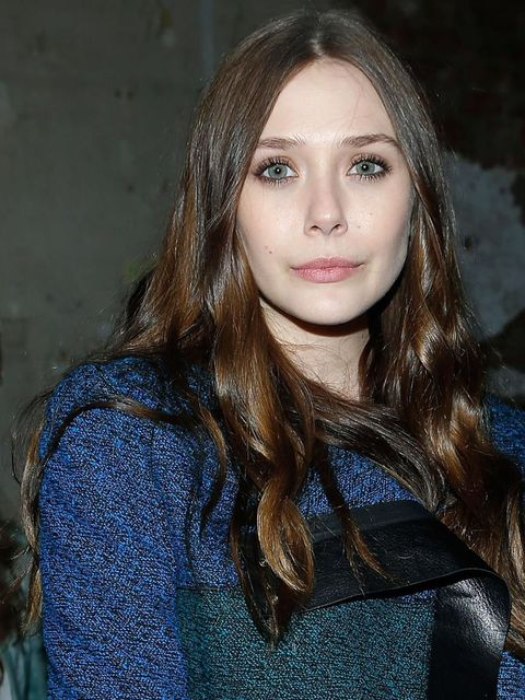 "<p><a href=""http://www.elleuk.com/star-style/celebrity-style-files/elizabeth-olsen"">Elizabeth Olsen</a>, New York  AW13</p>"