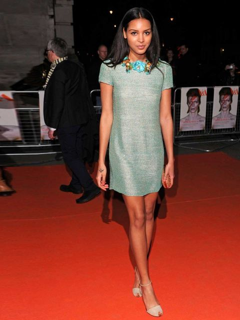 """<p> Arlissa in <a href=""""http://www.elleuk.com/fashion/news/gucci-green-carpet-challenge-bag-launch"""">Gucci</a>. See the rising music star in ELLE's <a href=""""http://www.elleuk.com/elle-tv/fashion/london/oh-you-pretty-things-elle-exclusive-bowie-inspired-sho"""