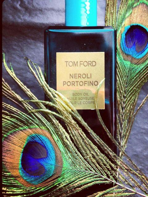 "<p><a href=""http://www.johnlewis.com/tom-ford-neroli-portofino-body-oil-250ml/p231578618"">Tom Ford Neroli Portifino Body Oil, £45</a></p>"