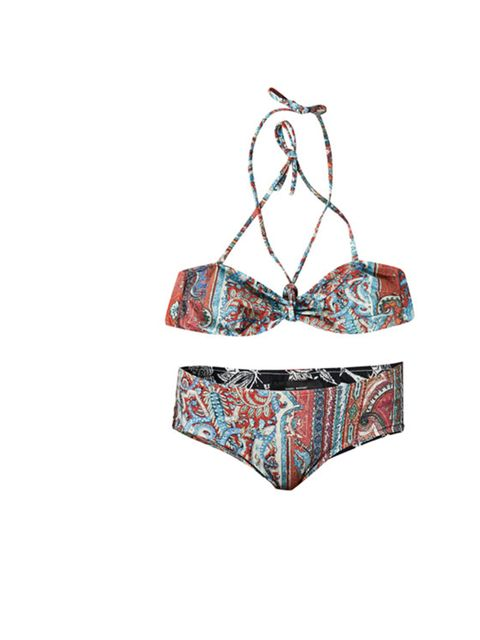 "<p>Dreaming of your summer holiday? Then now is the time to invest in your new bikini – the best ones are in stores now and like this Isabel Marant set, they won't be around for long... Isabel Marant reversible bikini, £205, at Matches</p><p><a href=""http"