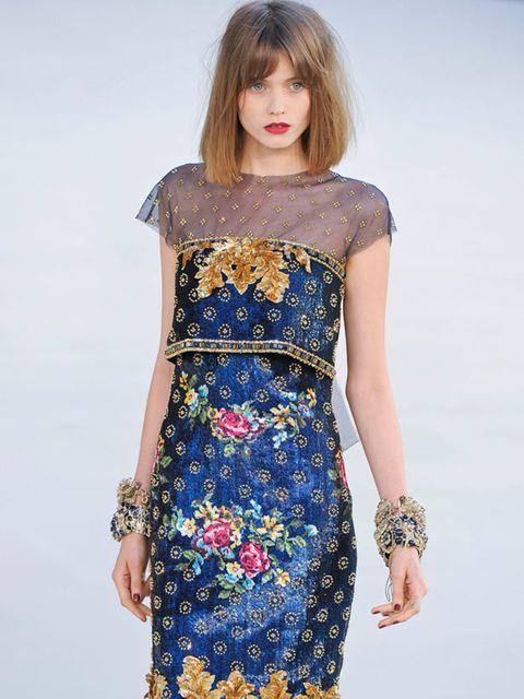 <p>Chanel Couture, A/W 2010</p>