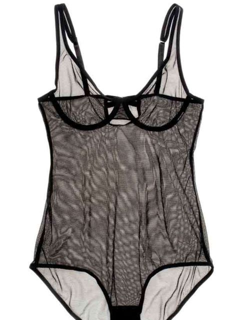 <p>Sheer body, £29, by COS (0207 478 0400)</p>