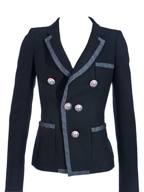 <p>Balenciaga blazer </p>