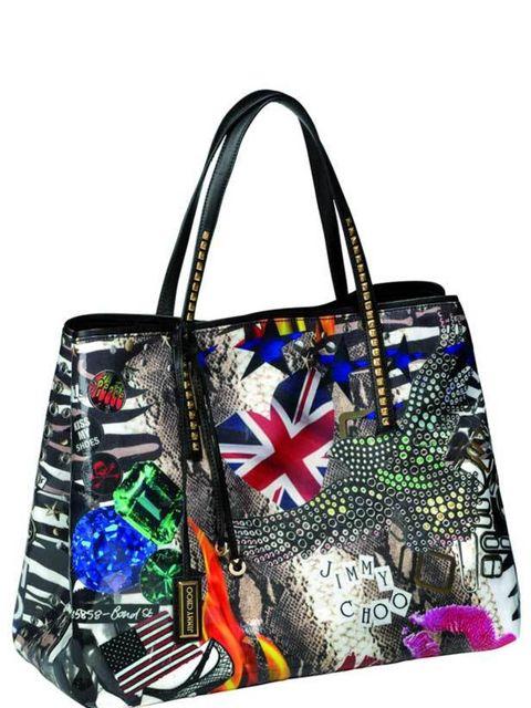 <p>Jimmy Choo Project PEP handbag</p>