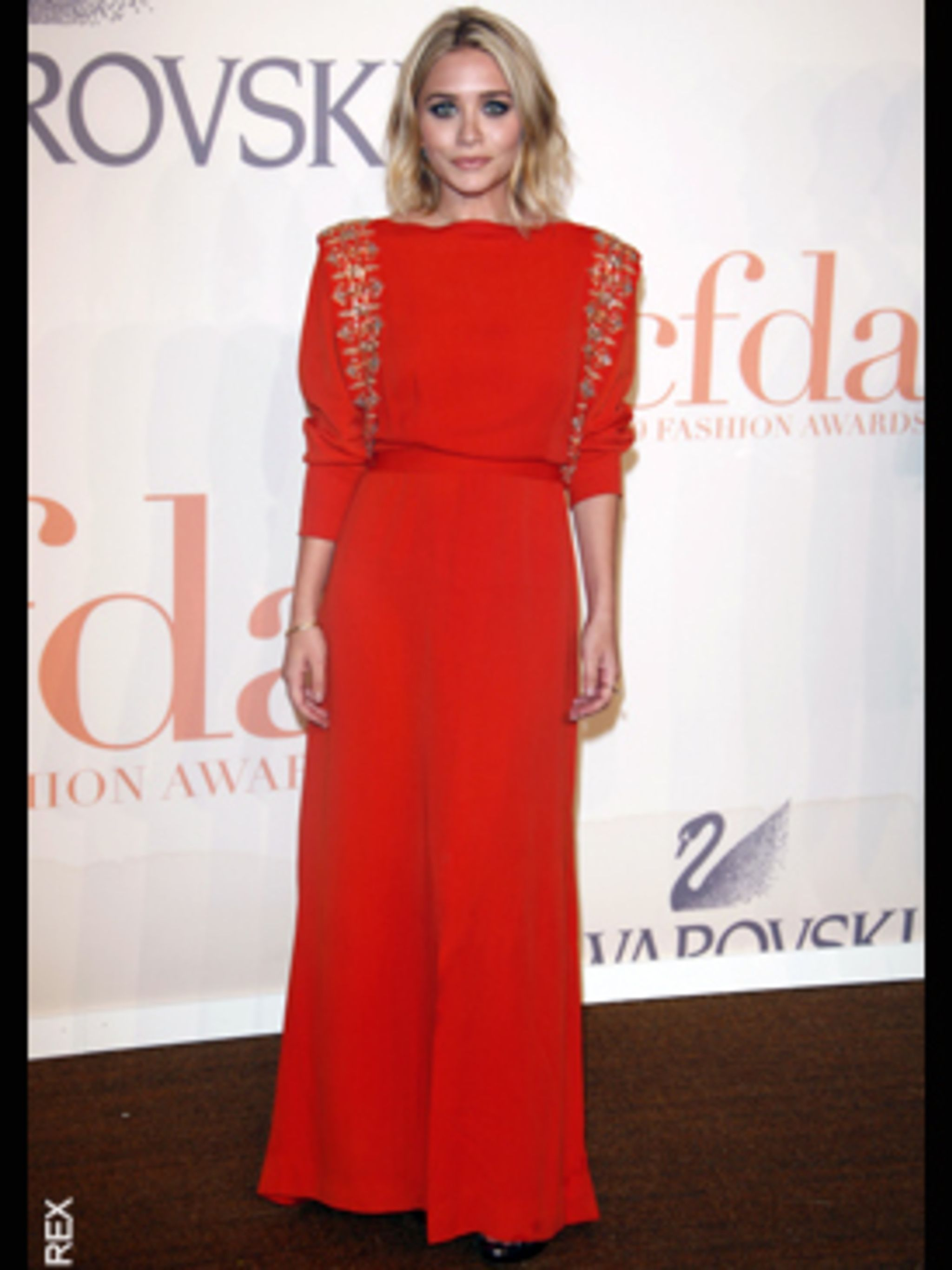 <p>Ashley Olsen in The Row</p>