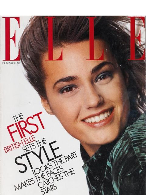 "<p>First ever edition: <a href=""http://www.elleuk.com/Search-Results?cx=007674681116717002309%3Asbbxt5zeani&amp&#x3B;cof=FORID%3A11&amp&#x3B;ie=UTF-8&amp&#x3B;q=yasmin+le+bon"">Yasmin Le Bon</a>, November 1985 </p>"