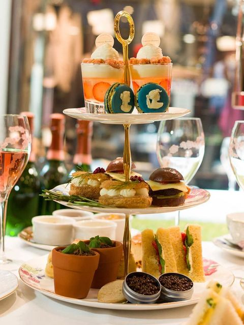 <p><strong>FOOD: Cuisson Luxury Afternoon Tea Pop Up at Burlington Arcade</strong></p>