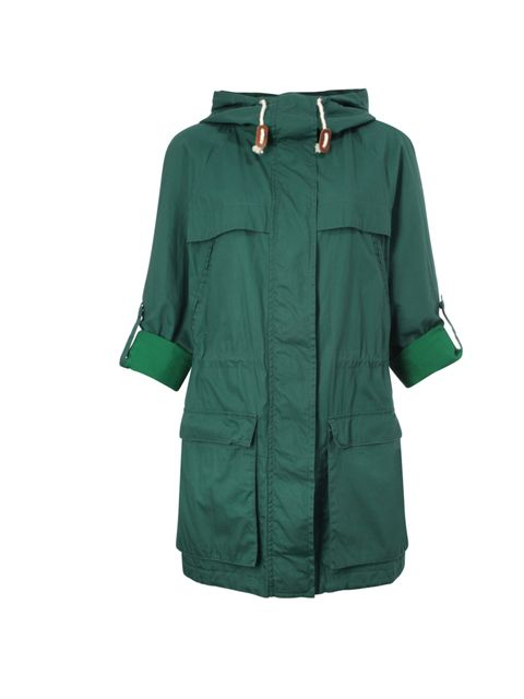 "<p>French Connection drawstring hooded jacket, £130</p><p><a href=""http://shopping.elleuk.com/browse?fts=french+connection+boyfriend+jacket"">BUY NOW</a></p>"
