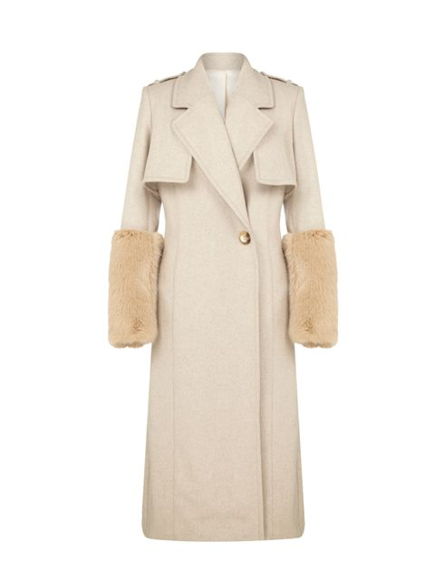 "<p><a href=""http://www.riverisland.com/women/coats--jackets/coats/beige-ri-studio-faux-fur-cuff-winter-coat-676586"" target=""_blank"">RI Studio coat</a>, £160</p>"