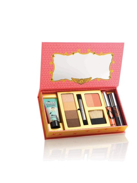 """<p>She's So Jetset, £29.50 by <a href=""""http://www.benefitcosmetics.co.uk/product/view/shes-so-jetset"""">Benefit</a></p>"""