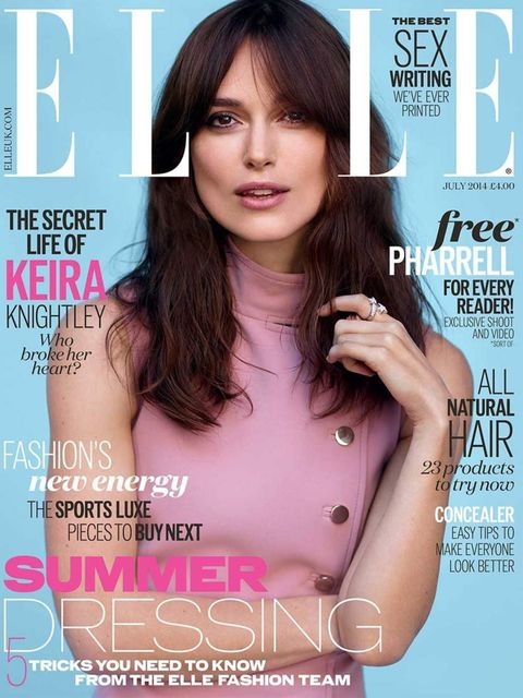 """<p><a href=""""http://www.elleuk.com/star-style/celebrity-style-files/keira-knightley-s-style-file"""">Keira Knightley</a> is gracing this month's ELLE cover and we want (strike that) need her make-up look. It's very '"""
