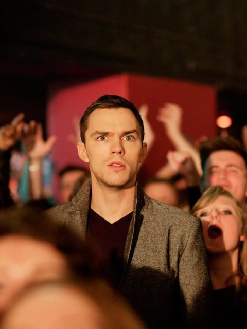 <p>FILM: Kill Your Friends</p>  <p>Here's a film that will interest you if: 1. You remember the heady days of '90s Britpop; 2. You liked American Psycho; or 3. You'd like to stare at the rather lovely Nicholas Hoult for 103 minutes. But be warned: in this