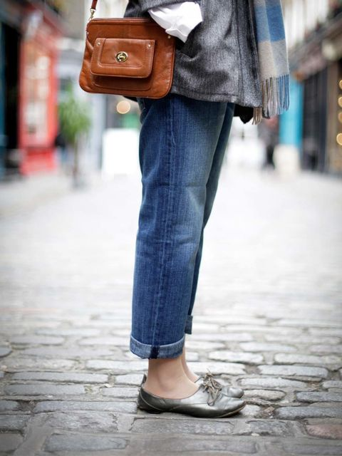 "<p>Lisa Rahman, ELLE Acting Associate Art Director:</p><p><a href=""http://www.currentelliott.com/"">Current Elliott</a> jeans</p>"