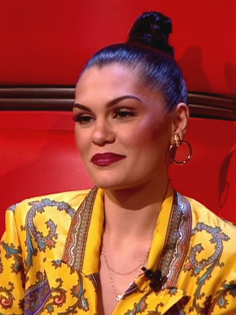 <p>Jessie J on Saturday's show</p>