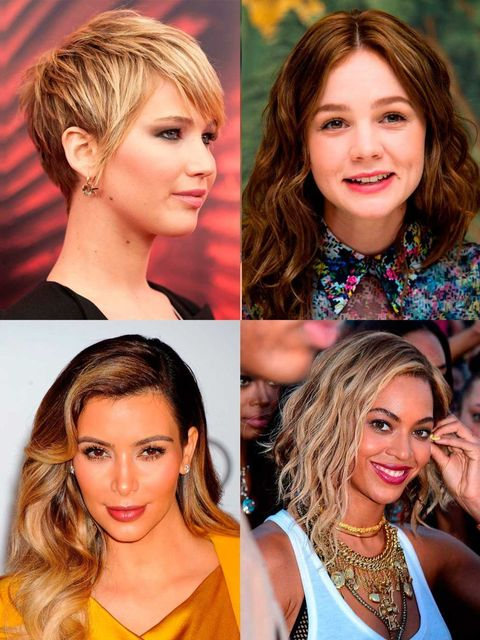 "<p>While the <a href=""http://www.elleuk.com/beauty/hair/hair-features/the-new-model-cut-rebel-short"">mid-length bob has taken the catwalks</a> (and ELLE HQ) by storm, in Hollywood the A-list have been a bit more experimental with their hair this year. Fro"