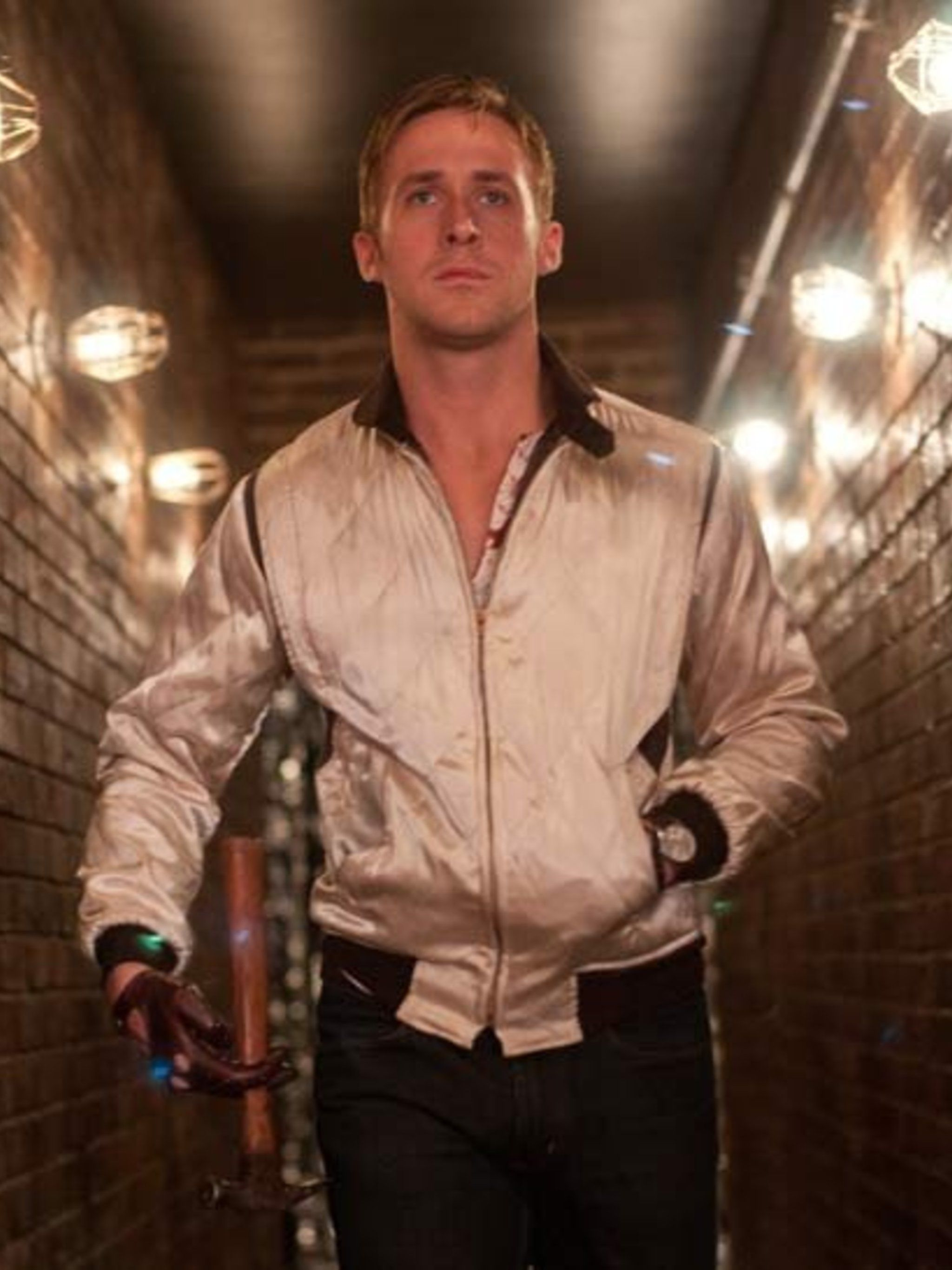 <p>Ryan Gosling in Drive</p>
