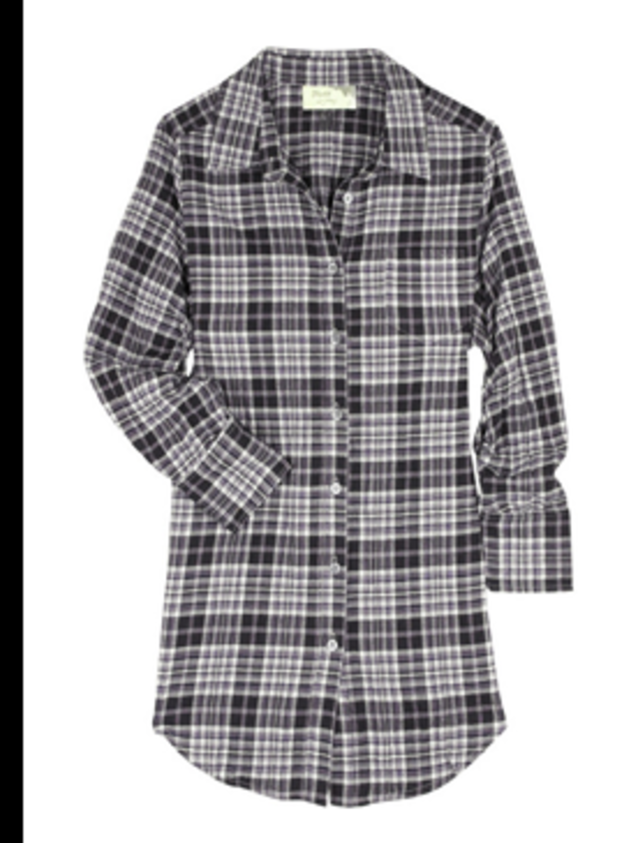 "<p> Shirt, £165 by Elizabeth and James at <a href=""http://www.net-a-porter.com/product/36457"">Net-a-Porter</a></p>"