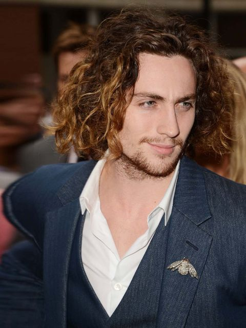 """<p>We'd love to know which hair products <a href=""""http://www.elleuk.com/star-style/news/aaron-taylor-johnson-keeps-mum-about-his-film-roles"""">ATJ</a>'s using</p><p><em>Aaron Taylor-Johnson, interview October 2012 issue</em></p>"""