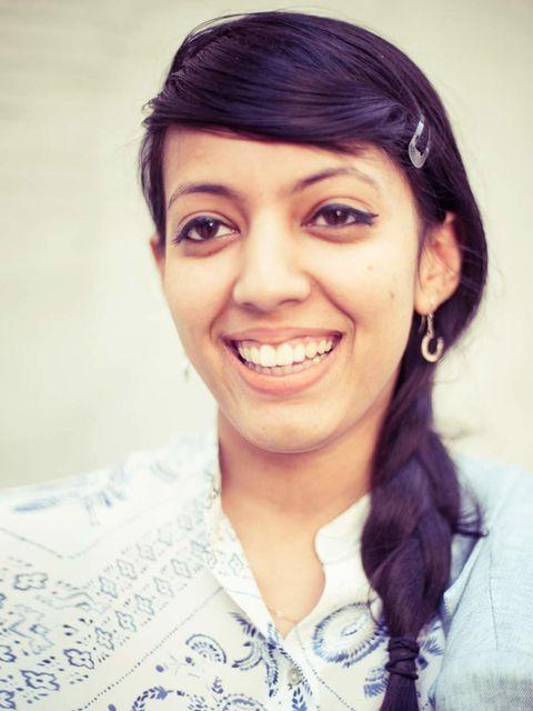 <p>Lisa Rahman, Deputy Art Director:</p><p>MiH blouse</p>