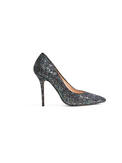 "<p>The glittery, sparkly Dorothy shoe is everywhere right now, so make sure you check out My-Wardrobe's latest signing Lucy Choi… Lucy Choi glitter court shoes, £185, at My-Wardrobe</p><p><a href=""http://shopping.elleuk.com/browse?fts=lucy+choi+glitter+co"